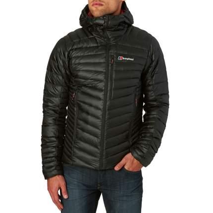 Спортивная куртка мужская Berghaus Extrem Micro Down Insulated, black, L