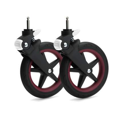 Колпаки BUGABOO Fox для колес dark red