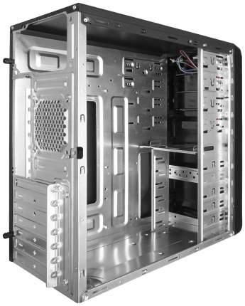 Компьютерный корпус ExeGate AB-222 без БП black