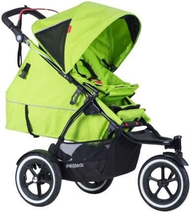Сидение второго ребенка для коляски Phil and Teds Sport Apple -Зеленое яблоко