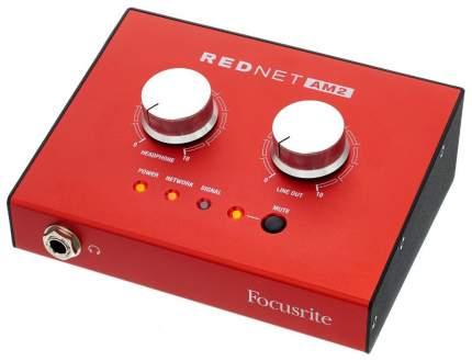 Цифро-аналоговый преобразователь Focusrite RedNet A16R