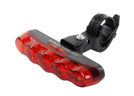 Велосипедный фонарь задний Meratti JY-358 красный/черный