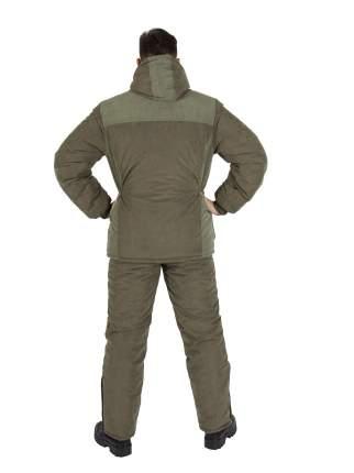 Зимний костюм для охоты и рыбалки KATRAN Бекас -35 Финляндия, Хаки, 60-62/182-188