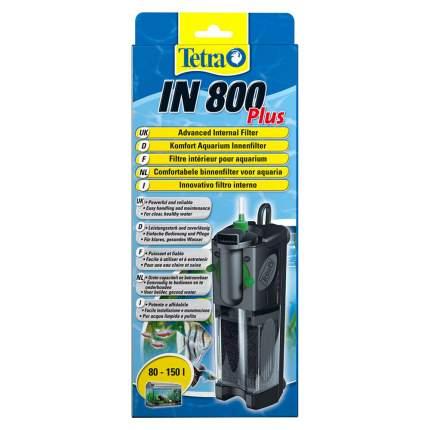 Фильтр для аквариума внутренний Tetra IN 800, 800 л/ч, 12 Вт