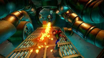 Игра Crash Bandicoot Nsane Trilogy для Nintendo Switch