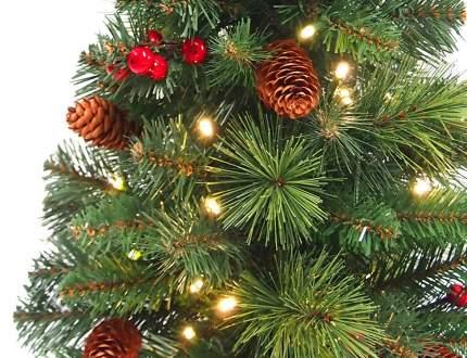 Ель искусственная National Tree Company эвридей 60 см