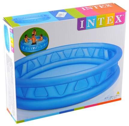 Бассейн Intex Летающая тарелка 188х46см от 3лет