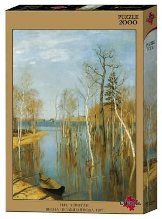 Пазл Стелла Весна-большая вода 2000 элементов