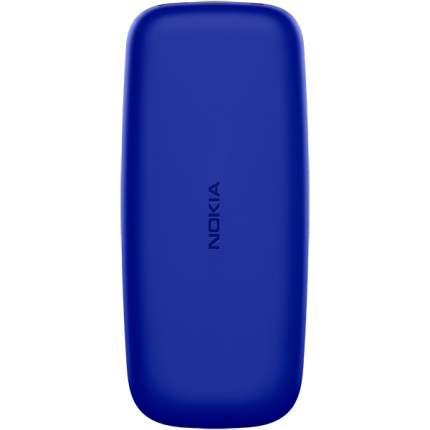 Мобильный телефон Nokia 105SS ТА-1203 Blue