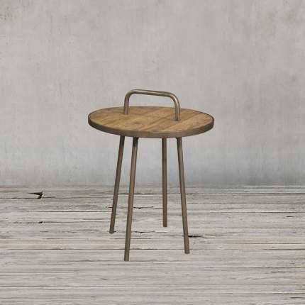 Кофейный столик ROOMERS 65х50х50 см, коричневый