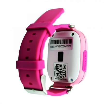 Детские смарт-часы Smart Baby Watch Q80 Pink/Pink