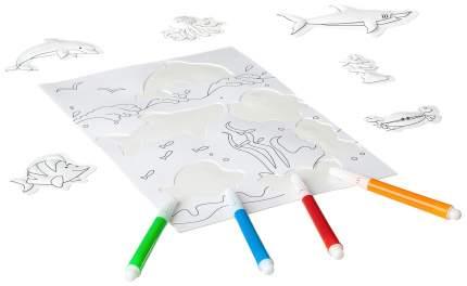 3D-наклейки Bondibon Животные