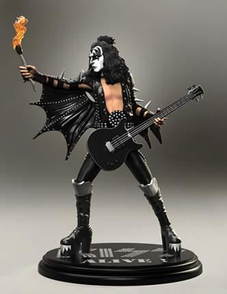 Коллекционная фигурка Kiss Alive! - The Demon (Gene Gimmons)