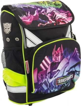 Рюкзак детский Grizzly TRBB-UT2-117 с EVA спинкой 38х29х13 см Transformers