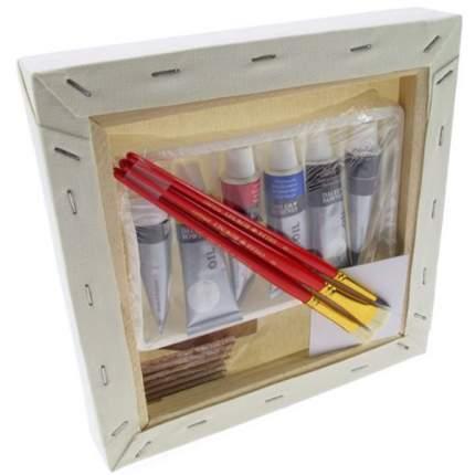 Масляные краски Daler Rowney Canvas Mini Art Simply 6 цветов