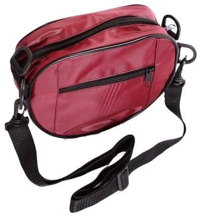Сумка для лакомств OSSO Fashion нейлон 19х6, с карманом, в ассортименте