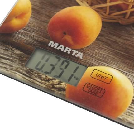 Весы Marta MT-1636 Медовый абрикос
