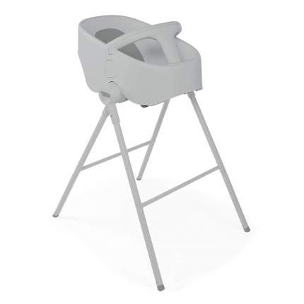 Стульчик для купания Chicco Bubble Nest Cool Grey