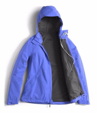 Спортивная куртка женская The North Face Dryzzle, medium grey, XS