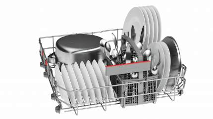 Встраиваемая посудомоечная машина Bosch Serie | 4 SMV46IX01R