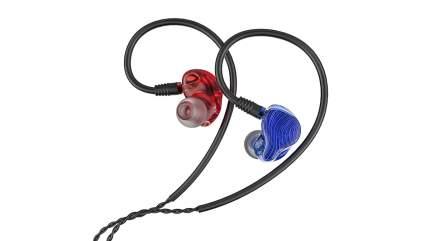 Наушники FiiO FA1 Blue/Red