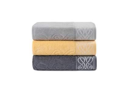 Полотенце универсальное Aquarelle Толедо серый