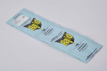 Пластины для фумигатора Raid 6от комаров 10 шт