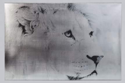 Репродукция 90x60 см Hoff Серебряный лев