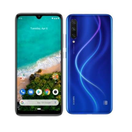 Смартфон Xiaomi Mi A3 4+128Gb Blue