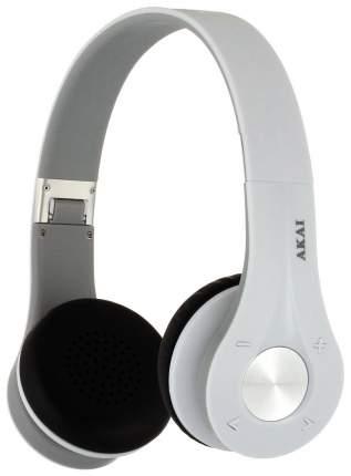 Беспроводные наушники Akai HD-123 White
