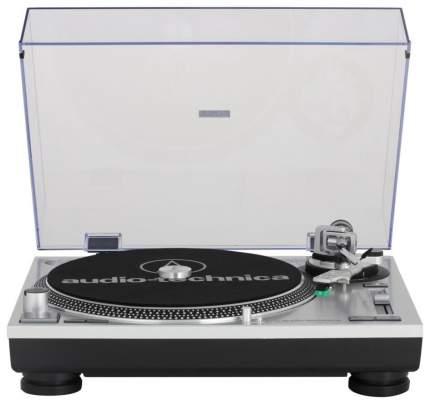 Проигрыватель виниловых дисков Audio-Technica AT-LP120-USBHS10 Серебристый/Черный