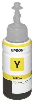 Картридж для струйного принтера Epson C13T67344A Yellow