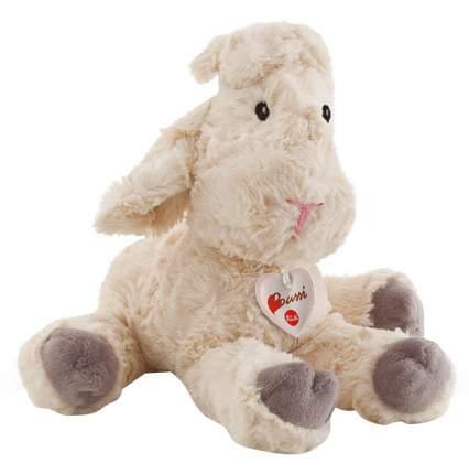 Мягкая игрушка Trudi Белая овечка, 38 см