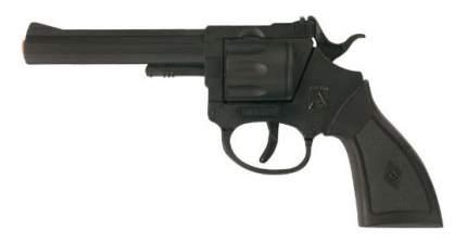 Пистолет игрушечный Rocky 100-зарядные Gun, Western 192mm, упаковка-карта