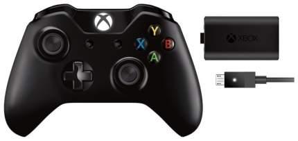 Геймпад Microsoft Xbox One  EX7-00007 Black
