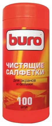 Салфетки для экрана BURO BU-TSCREEN