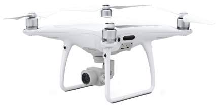 Квадрокоптер DJI Phantom 4 Pro White