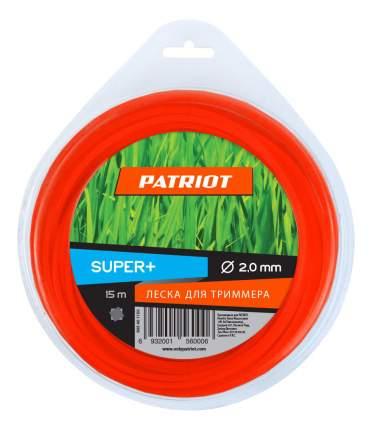 Леска для триммера PATRIOT Super Plus D 2,0 мм L 15 м 805401150