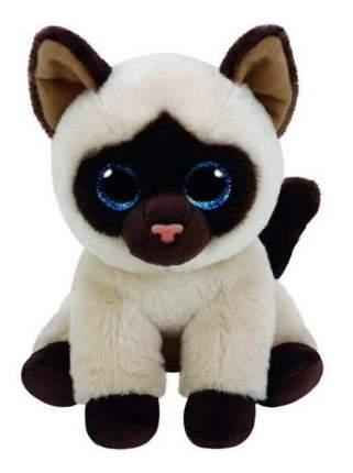 Мягкая игрушка TY Beanie Babies Кошка сиамская Jaden, 20 см