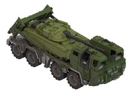 Военный тягач Нордпласт Щит с Танком