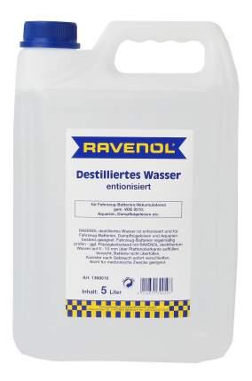 Дистиллированная вода RAVENOL 5л 1360010-005-01-001