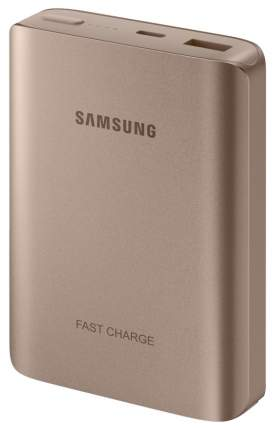 Внешний аккумулятор Samsung EB-PN930 10200 мА/ч (EB-PN930CZRGRU) Gold/Pink