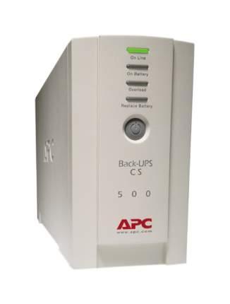 Источник бесперебойного питания APC Back-UPS BK500EI