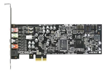Звуковая карта PCI-E Asus Xonar DGX ASM Retail