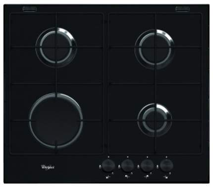 Встраиваемая варочная панель газовая Whirlpool GMA 6411 Black