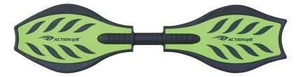 Роллерсерф Action!  81 x 21 см черный/зеленый
