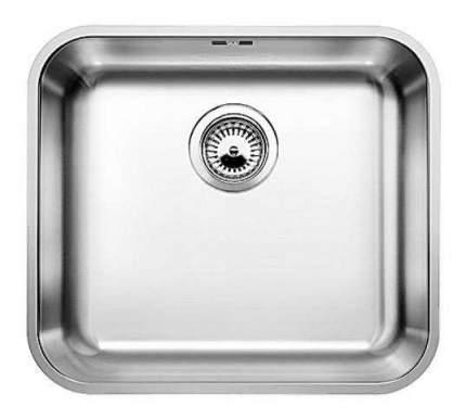 Мойка для кухни из нержавеющей стали Blanco Supra 450-U 518203 хром