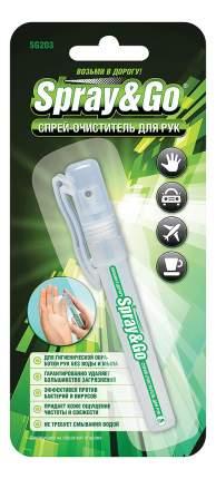 Очиститель для рук Spray&Go 0.005л SG203