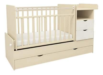 Кровать-трансформер Sweet Baby Valentino Avorio Bianco
