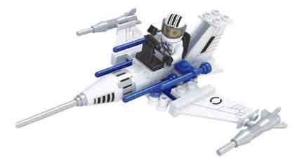 Конструктор пластиковый Ausini Космос Звездный корабль